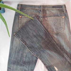 🎀Rock and Republic flare Jeans Size 10 (A10)